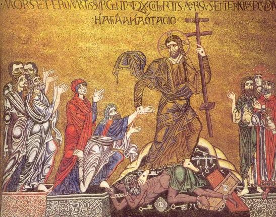 Ανάστασις (ψηφιδωτό, Άγιος Μάρκος Βενετίας)